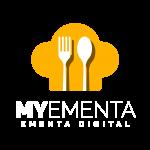 logo My Ementa-preto